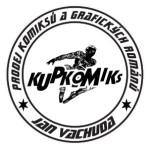 KupKOMIKS Logo
