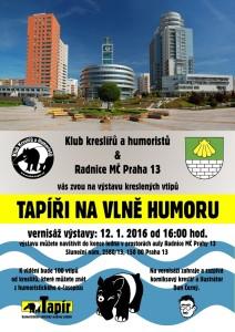 plakát_výstava Praha_vlna_m